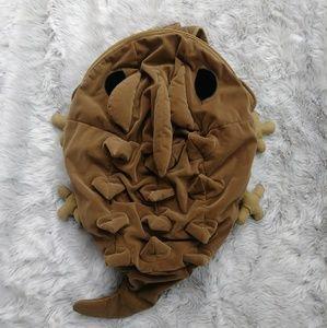 Horseshoe crab Shaped Backpack